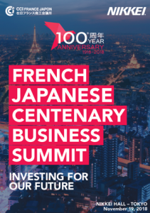 100 ans de la CCI France Japon